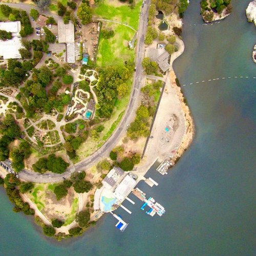 Lake Merrit - Aerial Construction Videos
